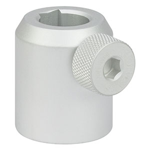 PH30V/M - Ø12.7 mm Post Holder with Hex-Locking Thumbscrew, L = 30 mm, Vacuum Compatible