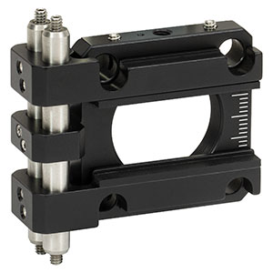 CYCP/M - 30 mm Cage Mount for Cylindrical Lenses, M4 Tap