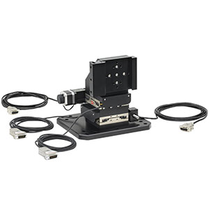 MMP-2XY - Microscope Translator with 2in Travel in X and Y