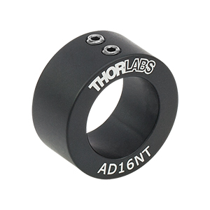 AD16NT - Ø1in Unthreaded Adapter for Ø16 mm Cylindrical Components