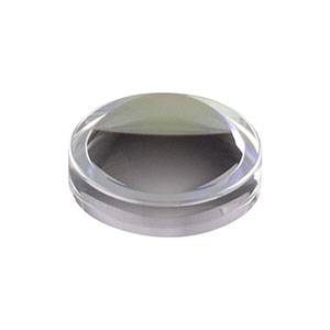354340-B - f = 4.03 mm, NA = 0.64, Unmounted Geltech Aspheric Lens, AR: 600 - 1050 nm