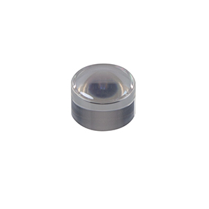 354350-C - f = 4.50 mm, NA = 0.43, Unmounted Aspheric Lens, ARC: 1050 -1700 nm