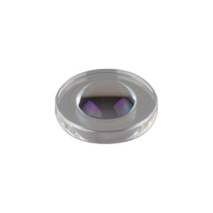 354710-C - f = 1.49 mm, NA = 0.53, Unmounted Aspheric Lens, ARC: 1050 - 1700 nm