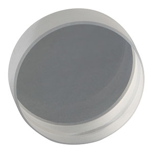 BB07-E02 - Ø19.0 mm Broadband Dielectric Mirror, 400 - 750 nm