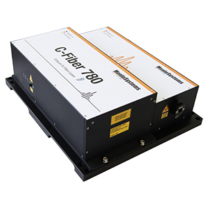 C-FIBER-780-HIGH-POWER - Femtosecond Fiber Laser, 780 nm, >180 mW, Free-Space Output