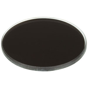 NDW20B - Wedged Reflective Ø25 mm ND Filter, Optical Density: 2.0