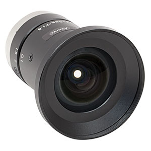 MVL5TM23 - 5 mm EFL, f/1.8, for 2/3in C-Mount Format Cameras, with Lock, 10 Megapixels