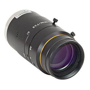 MVL50TM23 - 50 mm EFL, f/2.8, for 2/3in C-Mount Format Cameras, with Lock, 10 Megapixels