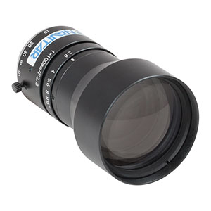 MVL100M23 - 100 mm EFL, f/2.8, for 2/3in C-Mount Format Cameras, with Lock
