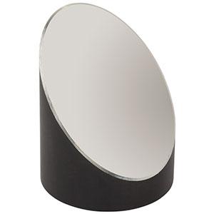 MPD269-G01 - Ø2in 90° Off-Axis Parabolic Mirror, Prot. Aluminum, RFL = 6in