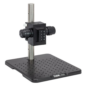 OCT-STAND - Stand for Standard and User-Customizable OCT Scanning Systems, 1/4in-20 Tapped Holes