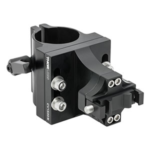 CV1530/M - Vertical 30 mm Cage Clamp for Ø1.5in Posts, Metric