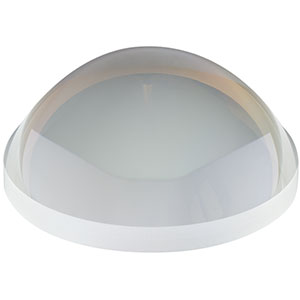 AL7560 - Ø75.0 mm N-BK7 Aspheric Lens, f=60 mm, NA=0.61, Uncoated