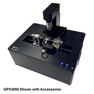 GPX3850 - Vytran Automated Glass Processor Workstation with Built-In Cleaver, Up to Ø1.7 mm Cladding