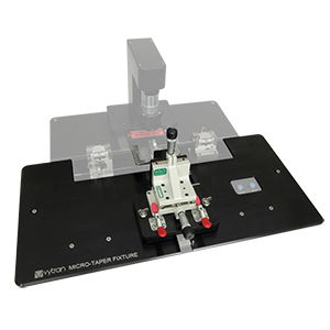 GPXFBT-FXTA - Fixture with Adjustable Gripper for Vytran Glass Processor