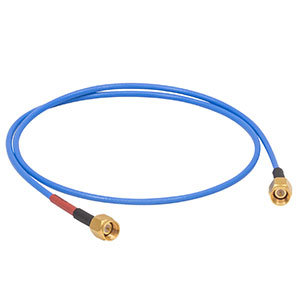SMM24 - Microwave Cable, SMA Male to SMA Male, 24in (610 mm)