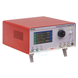 MX10B - 12.5 Gb/s Max Digital Reference Transmitter, C-Band Laser, Limiting Amplifier