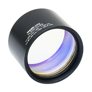 Thorlabs - TL200-CLS2 Laser Scanning Tube Lens, f = 200 mm