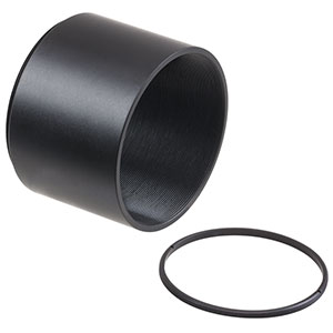 SM2L15 - SM2 Lens Tube, 1.5in Thread Depth, One Retaining Ring Included