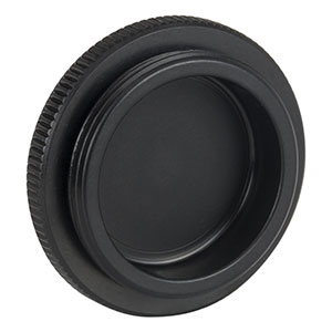 RMSCP2 - Externally RMS-Threaded Cap for Objective Lens Ports