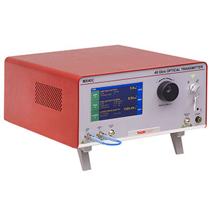 MX40C-LB - High-Speed Optical Transmitter, L-Band Laser, Phase Modulator, 40 Gb/s Max
