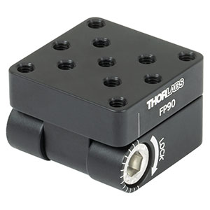 FP90 - Adjustable Flip Platform, 8-32 Taps
