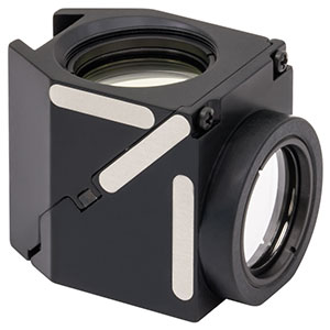 TLV-U-MF2-WGFP - Microscopy Cube with Pre-Installed WGFP Filter Set for Olympus AX, BX2, IX2