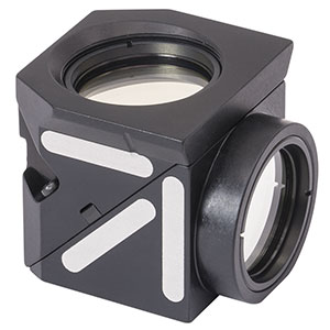 TLV-TE2000-FITC - Microscopy Cube with Pre-Installed FITC Filter Set for Nikon TE2000 and Eclipse Ti