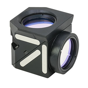 TLV-TE2000-MCHA - Microscopy Cube with Pre-Installed MDF-MCHA Filter Set for Nikon TE2000 and Eclipse Ti