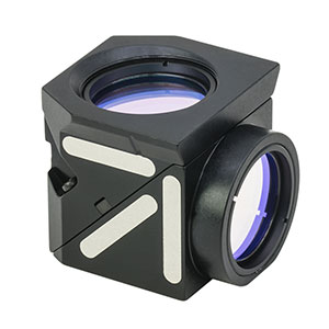 TLV-TE2000-MCHC - Microscopy Cube with Pre-Installed MDF-MCHC Filter Set for Nikon TE2000 and Eclipse Ti