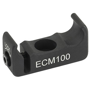 ECM100 - Aluminum Clamp for Compact Device Housings, 1.00in