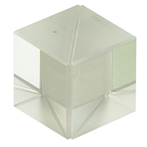 PBS12-355-HP - 1/2in High-Power Polarizing Beamsplitter Cube, 355 nm