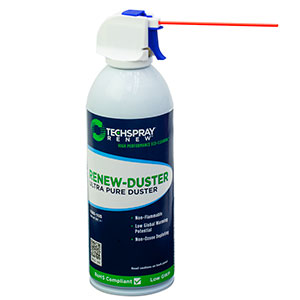CA4-EU - European Union Compliant Duster w/ Integrated Nozzle, 250 mL