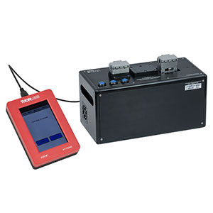 PTR301 - Linear Fiber Proof Tester with Tablet Controller