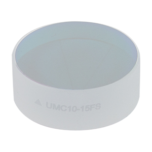UMC10-15FS - Ø1in Dispersion-Compensating Mirror, 650 nm - 1050 nm, 10° AOI, Qty. 1