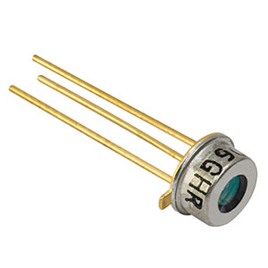 FDS015 - Si Photodiode, 35 ps Rise Time, 400 - 1100 nm, Ø150 µm Active Area
