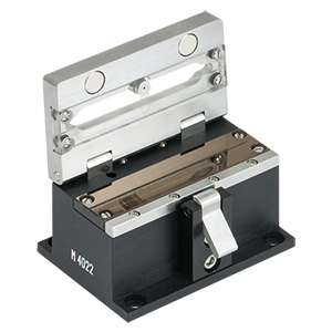 RM430A - Recoater Mold Assembly with Lever, Ø430 µm Coating, 50 mm Max Recoat Length