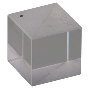 BS034 - 10:90 (R:T) Non-Polarizing Beamsplitter Cube, 400 - 700 nm, 5 mm
