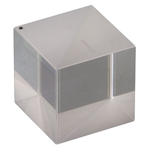 BS052 - 30:70 (R:T) Non-Polarizing Beamsplitter Cube, 400 - 700 nm, 1/2in