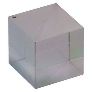 BS053 - 30:70 (R:T) Non-Polarizing Beamsplitter Cube, 700 - 1100 nm, 1/2in