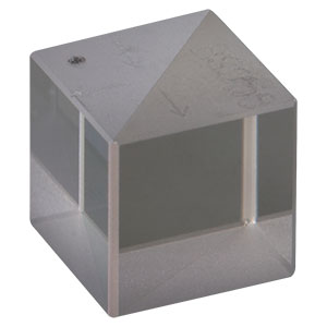 BS055 - 70:30 (R:T) Non-Polarizing Beamsplitter Cube, 400 - 700 nm, 5 mm