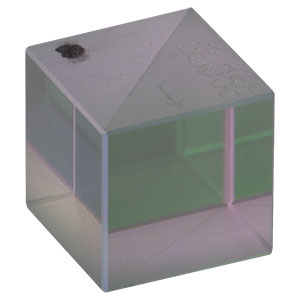 BS056 - 70:30 (R:T) Non-Polarizing Beamsplitter Cube, 700 - 1100 nm, 5 mm