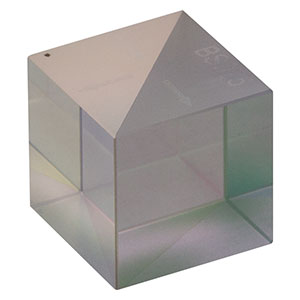 BS075 - 90:10 (R:T) Non-Polarizing Beamsplitter Cube, 1100 - 1600 nm, 1/2in