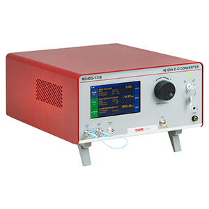 MX40G-1310 - Calibrated Electrical-to-Optical Converter, 1310 nm Laser, 40 GHz