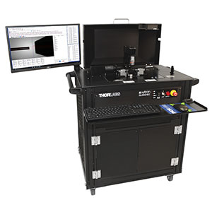 GLZ4001EC - CO<sub>2</sub> Laser End-Cap Splicer Workstation