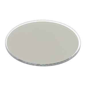 ND2R20B - Unmounted Reflective Ø50 mm ND Filter, Optical Density: 2.0