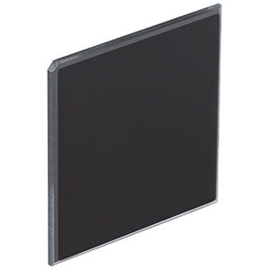 NDUV205B - Unmounted 50 mm x 50 mm UVFS Reflective ND Filter, OD: 0.5