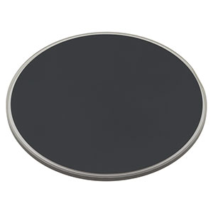 NDUV2R05B - Unmounted Ø50 mm UVFS Reflective ND Filter, OD: 0.5