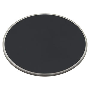 NDUV2R06B - Unmounted Ø50 mm UVFS Reflective ND Filter, OD: 0.6
