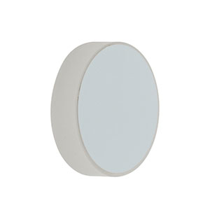 CM254-250-F01 - Ø1in UV Enhanced Al-Coated Concave Mirror, f = 250.0 mm